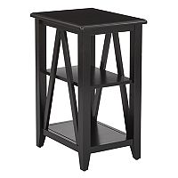 OSP Designs Santa Cruz End Table