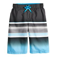 Boys 8-20 ZeroXposur Blue Lagoon Swim Trunks