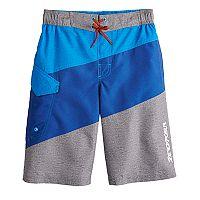 Boys 8-20 ZeroXposur Summerfest Swim Trunks