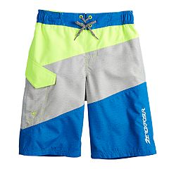 Boys 8-20 ZeroXposur Summerfest Swim Trunks