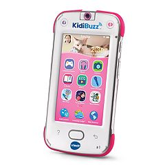 Vtech Pink KidiBuzz Hand-Held Smart Device