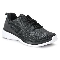 Fila Mens Memory Flashzoom Knit Running Shoes Deals