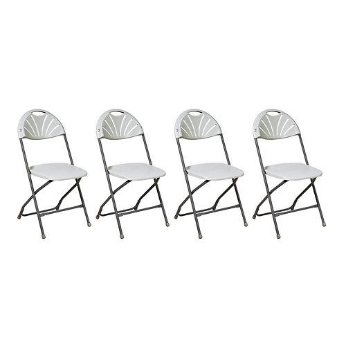 Work Smart Armless Chair