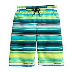 Boys 8-20 ZeroXposur Malibu Swim Shorts
