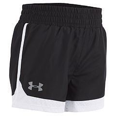 Toddler Girl Under Armour Mesh Shorts