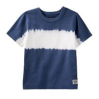 Toddler Boy OshKosh B'gosh® Striped Tie-Dyed Tee