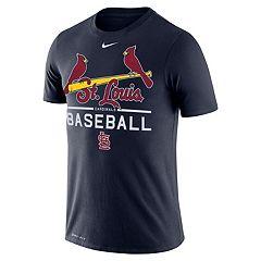Men's Nike St. Louis Cardinals Practice Tee