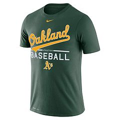 Men's Nike Oakland Athletics Practice Tee