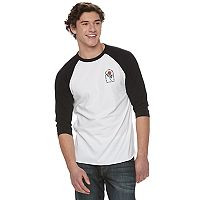 Men's Vans Beauty Raglan Tee