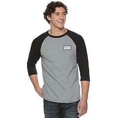 Men's Vans Demond Raglan Tee