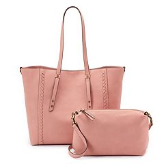 SONOMA Goods for Life™ Paula Tote & Crossbody Bag Set