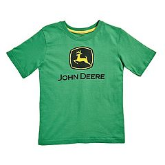 Boys 4-7 John Deere Core Logo Graphic Tee