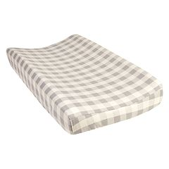 Trend Lab Buffalo Check Deluxe Flannel Changing Pad Cover