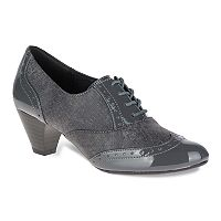 Soft Style by Hush Puppies Gianna Women's Wingtip High Heels