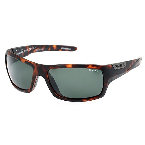 Men's O'Neill Barrel Wrap Polarized Sunglasses
