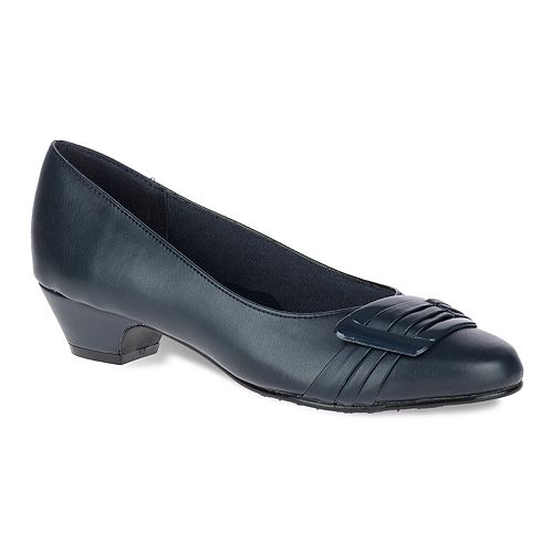 Soft Style by Hush Puppies Pleats Be With You Women's High Heels