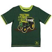 Boys 4-7 John Deere 'Tractors & Plows' Tractor Graphic Tee
