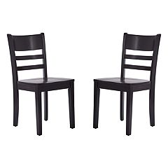 OSP Designs Everidge Dining Chair 2 pc Set