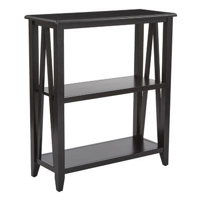 OSP Designs Santa Cruz 3-Shelf Bookshelf