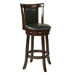 OSP Designs Metro Swivel Bar Stool