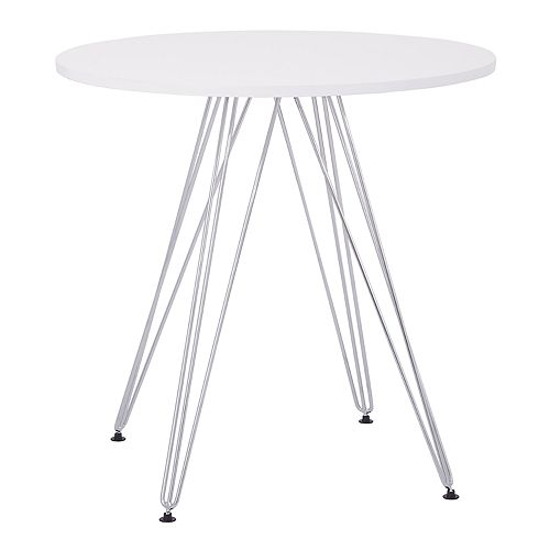 Ave Six Eiffel Modern Bistro Table