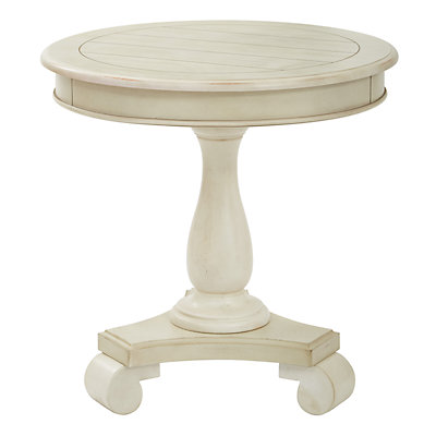 INSPIRED by Bassett Avalon Round End Table