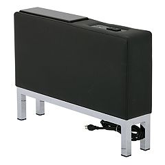 Ave Six Wall Street Modular Charging Station Console