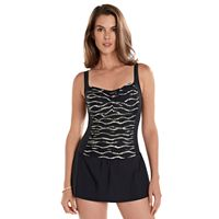 Women's Upstream Hip Minimizer Skater Swimdress