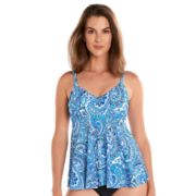 Women's Upstream Empire Underwire Tankini Top