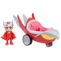 PJ Masks Turbo Blast Owlette Vehicle