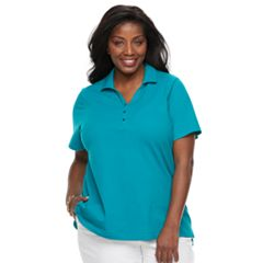 womens polo tops clothing kohl s