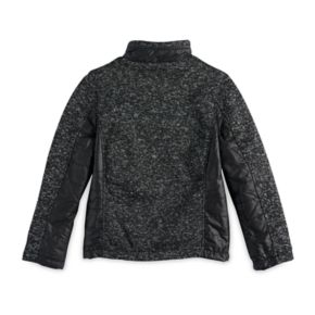 Boys 8-20Urban Republic Melange Fleece Jacket