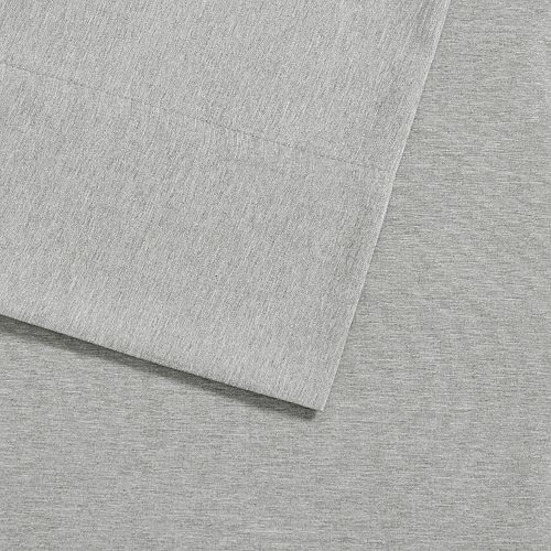 Madison Park Essentials Chambray Sheet Set
