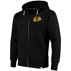 Men's Majestic Chicago Blackhawks Fleece Hoodie