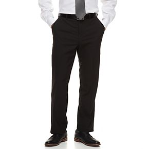 Men's Croft & Barrow® Classic-Fit Stretch No-Iron Dress Pants