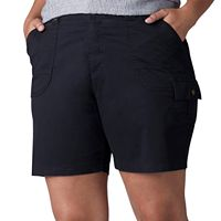 Plus Size Lee Myra Utility Short