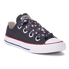 Girls' Converse Chuck Taylor All Star Big Eyelet Sneakers