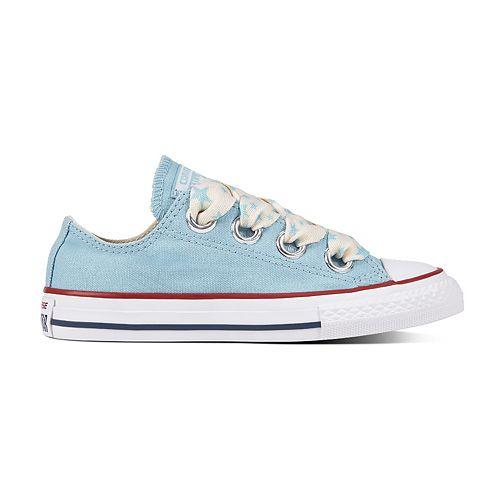 Girls' Converse Chuck Taylor All Star Big Eyelet Sneakers