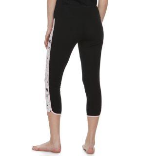 Juniors' SO® Crop Yoga Leggings