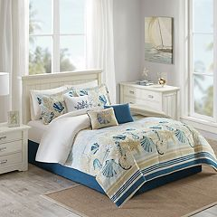 Ocean Grove 7 pc Comforter Set
