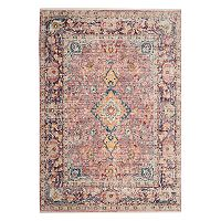 Safavieh Illusion Sophie Framed Floral Rug