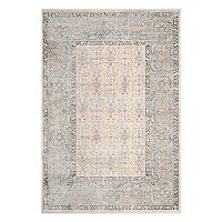 Safavieh Illusion Lisa Framed Floral Rug