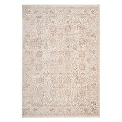 Safavieh Illusion Mason Framed Floral Rug