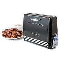 Nostalgia Electrics Bacon Express