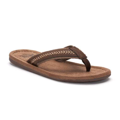 Men's United Supply Co. Frayed ... Flip-Flops