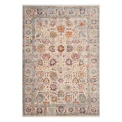 Safavieh Illusion Julian Framed Floral Rug