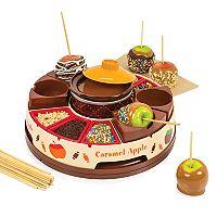 Nostalgia Electrics Chocolate & Caramel Apple Party