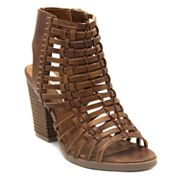 sugar Vivid Women's High Heel Sandals