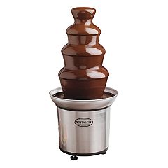 Nostalgia Electrics 4 tier Chocolate Fondue Fountain