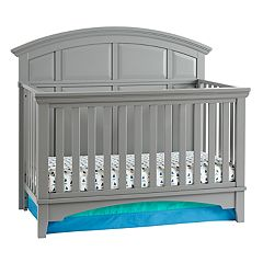 Kolcraft Brooklyn 4-in-1 Convertible Crib